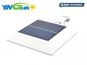 太阳能4LED 感应方形水槽灯 太阳能篱笆