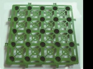 屋顶绿化排水板 塑料疏水板屋顶绿化凹凸排水板蓄排水板