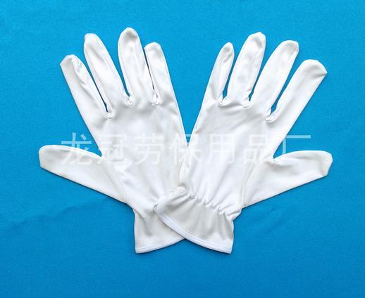 生产厂家供应优质 无尘布手套 超细纤维布手套