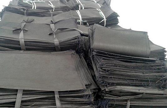 铁路路基防沉材料.编织淋膜土工布 土工布
